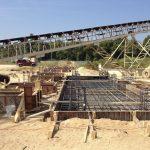 TDU Concrete Footings