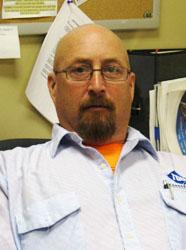 Randy Schliefe of TDU Concrete
