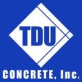 TDU Concrete