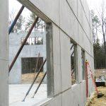 Tilt up walls from TDU Concrete